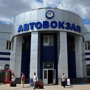 Автовокзалы Апатитов