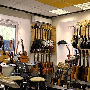 Музыкальные магазины Апатитов