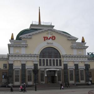 Железнодорожные вокзалы Апатитов